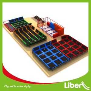 Liben Professional Commercial Adults Indoor Trampoline pictures & photos