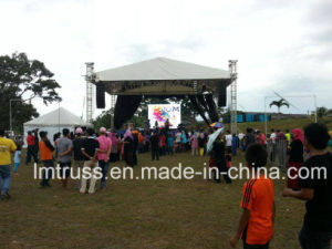 Ry Durable Outdoor Concert Stage Truss / Heavy Duty Truss From Guangzhou pictures & photos