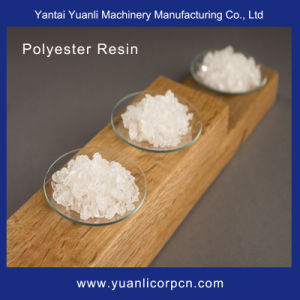 Transparent Saturated Carboxylated Polyester Resin pictures & photos