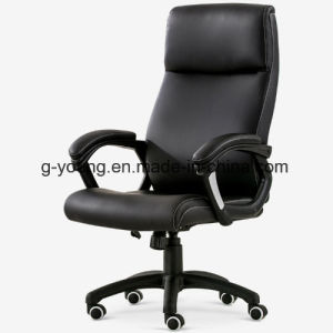 Comfortable Man Leather Soft Director Swivel Chair Office Furniture pictures & photos