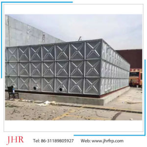 Hot Dipped Water Storage Galvanized Steel Water Tank pictures & photos