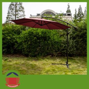 2m Outside Garden Umbrella Banana Umbrella pictures & photos