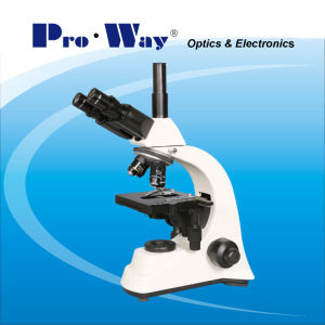 40X-1000X LED Seidentopf Binocular Biological Microscope (XSZ-PW106) pictures & photos
