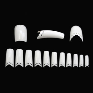 French Lace Nail Tip Avaiable Various Package Available pictures & photos