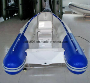 Sell 7 Persons Inflatable Boat Rib 420 Ce pictures & photos