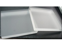 Clear Colored Frosted Acrylic Sheet pictures & photos