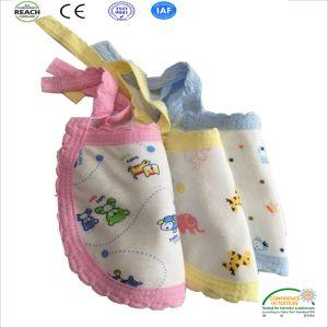 Oeko Tex100 Standards High Quality Cotton Baby Bib pictures & photos