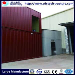 Prefabricated Office Container House pictures & photos