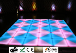 1*1 Meters DMX 512 RGB LED Dance Floors for Wedding Dance Floors Disco Effect Dance Light pictures & photos