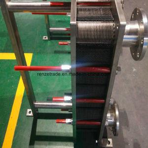 Milk/Beverage/Beer/Wort/Wine Plate Cooler Sanitary Stainless Steel Plate Heat Exchanger pictures & photos