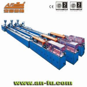 High Efficiency PVC Cable Trunk Machine pictures & photos