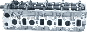 Completed Cylinder Head 1KD for Toyota Hilux 908883 pictures & photos