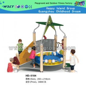 Small Size Enlightenment Series Outdoor Playground Children Toy (HD-5104) pictures & photos