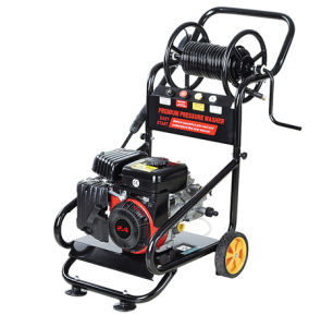 High Pressure Washer (CJC-1007B (2.4HP 1300PSI)) pictures & photos