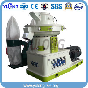 High Efficient Centrifugal Rice Husk Pellet Machine with CE pictures & photos