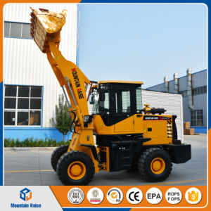 China Manufacturer High Quality Mini Wheel Loader pictures & photos
