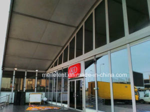 Aluminum Frame Arc Glass Tent for 1000 People Events Marquee pictures & photos