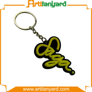 Customer Design Logo Soft PVC Keychain pictures & photos
