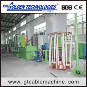 Electric Wire Tandem Extrusion Production Line pictures & photos
