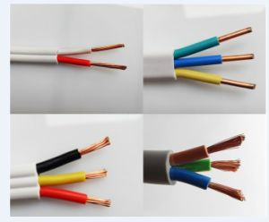 450/750V PVC Insulated Aluminum Cable pictures & photos