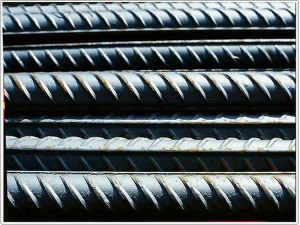 Deformed Steel Bar, Iron Rods, Construction Steel Rebar pictures & photos