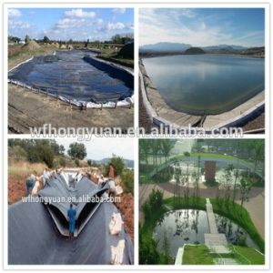 Black Seal Waterproofing EPDM Rubber Waterproof Membrane Rubber Waterstop pictures & photos