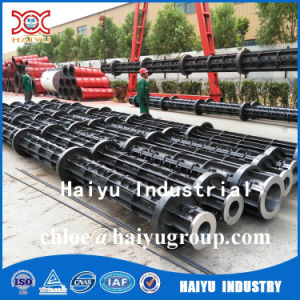 Concrete Electricity Pole Machine Supplier pictures & photos