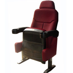 Foldable Seating Home Theater Seat Home Cinema Chair (S21B) pictures & photos