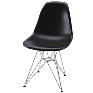 Armless Fancy Plastic Dining Chair pictures & photos