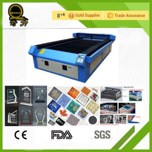 Laser CNC Engraving Cutting Machine with Ce Certificate for Acrylic/ Paper/Cloth pictures & photos