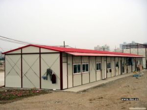 Khome Cheap Cost House USD55.0 Per Square Meter pictures & photos