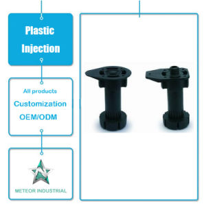 Customized Plastic Injection Moulding Products Industrial Machine Parts Plastic Fastener Screw Nuts pictures & photos