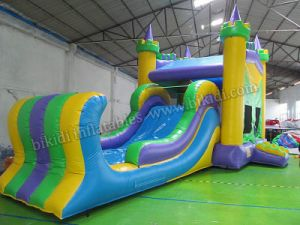 Giant Inflatable Bouncer and Slide, Inflatable Playground B3084 pictures & photos