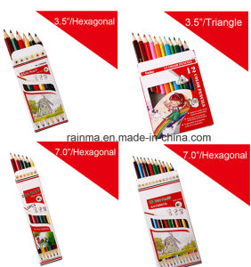 Color Drawing Pencil for Back to School Stationery pictures & photos