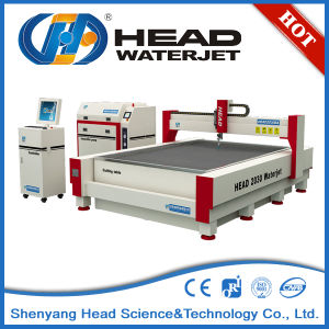 Head CNC Metal Waterjet Cutting Machine