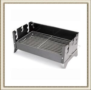 Camping BBQ/ Outdoor Charcoal Barbecue Grill (CL2C-ADJ12) pictures & photos