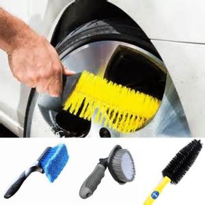 Custom Auto Tire Washing Brush