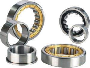 Cylindrical Roller Bearing Steel Cage and Brass Cage (NUP210E) pictures & photos