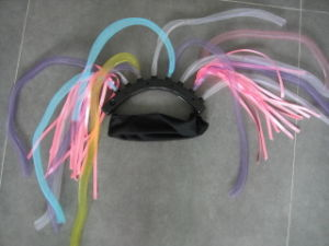 LED Headwear Online, Headwear Online, Ribbons Noodle Headbands (999A-1)