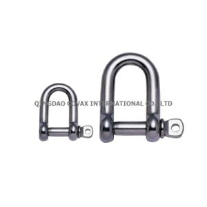 Dee Shackle Stainless Steel European Type D Shackle pictures & photos