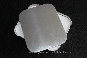 Paper Cover for Aluminium Container pictures & photos