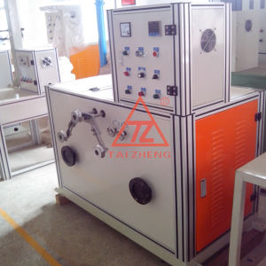 Twin Wheels Automatic Wire Receiving Machine pictures & photos