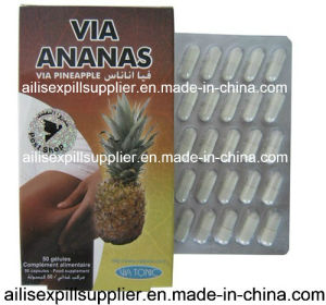 Fast Slimming Via Ananas Top Weight Loss Pills pictures & photos