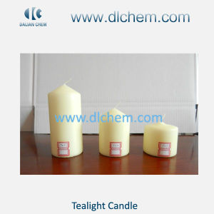 Taper Pillar Stick/Household Wax Christmas White Tealight Candles#05 pictures & photos