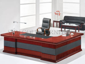 Modern Executive Desk with Painting (SZ-OD003) pictures & photos