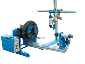 Ce Certified Combined Welding Positioner for Circular Automatic Welding pictures & photos