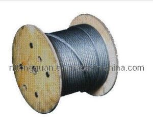 Tongguan Brand Ungalvanized Wire Rope pictures & photos