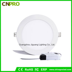 Factory Supply IP44 Wall Mounted Round/Square 9W LED Panel Lighting pictures & photos