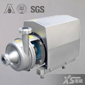 Food Grade Sanitary Centrifugal Pump with Closed Impeller pictures & photos