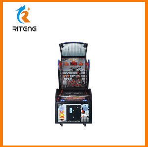 Coin Operated Arcade Basketball Game Machine for Adult pictures & photos